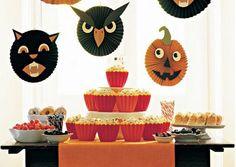 Halloween party eats