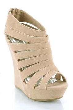 I LOVE these!!  I would break my neck, but I still <3 them!