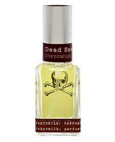 Dead Sexy by Tokyo Milk is a warm and seductive fragrance of vanilla, exotic woody notes, especially ebony, and white orchid. The name is the same as the title of erotic thriller from 2000,