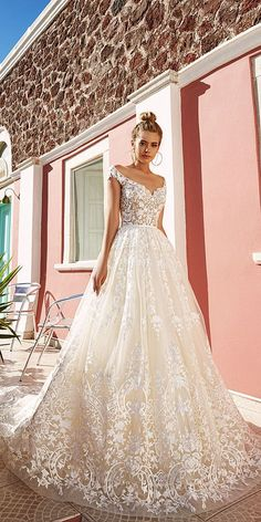 ball gown wedding dresses by eva lendel 5