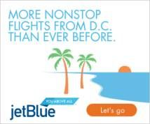 Jetblue Display ad