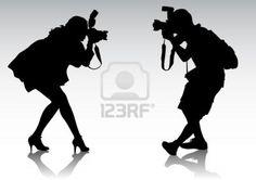 Paparazzi Silhouette Free