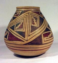 native american pottery not sure which Pueblo this piece is from, the date?