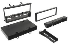 Scosche FD1327B 1995-Up Ford Truck/SUV Kit with 1.5 CD Storage Pocket by Scosche. $12.99. SCOSCHE 1995-UP FORD suv