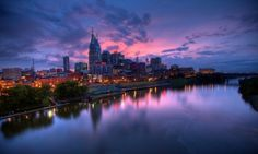 The city of Nashville is one of a kind. Learn about the story of Music City and what songs have been recorded here. Look at statistics & facts, accolades & honors, and more to find out why Nashville is the top destination to visit. Nashville Tennessee, Best Nashville Hotels, Visit Nashville, Best Hotels, Nashville Skyline, Tennessee Usa, Nashville Vacation, Tennessee River, Nashville City