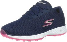 Shop a great selection of Skechers Women's Go Golf Birdie Golf Shoe. Find new offer and Similar products for Skechers Women's Go Golf Birdie Golf Shoe. Best Golf Shoes, Womens Golf Shoes, Spike Shoes, Skechers Performance, Golf Tips For Beginners, Golf Accessories, Golf Fashion, Womens Fashion, Golf Outfit