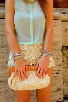 lace shorts wow