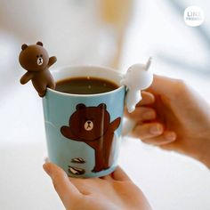 Cony Brown, Kakao Friends, Brown Line, We Bear, We Bare Bears, Line Friends, Little Birds, Stationery Design, Cute Food