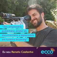 @renatocastanho #renatocastanho #eccotalentos