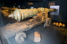 Mary Rose: The secrets of Henry VIII's warship surface at new museum