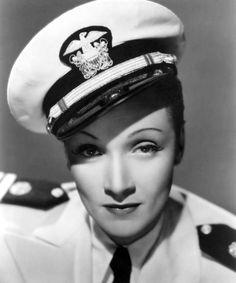 Marlene Dietrich in Seven Sinners (1940)