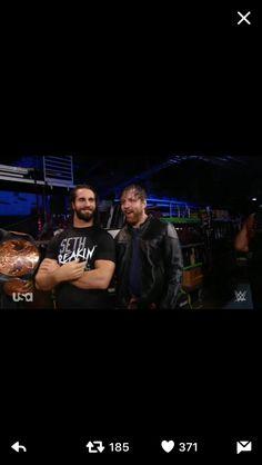 Seth and Dean