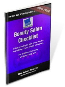 Beauty therapy business plan