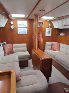 1998 Moody 40 Mk 2 Sail Boat For Sale - www.yachtworld.com