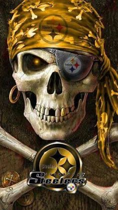 Steeler pirate