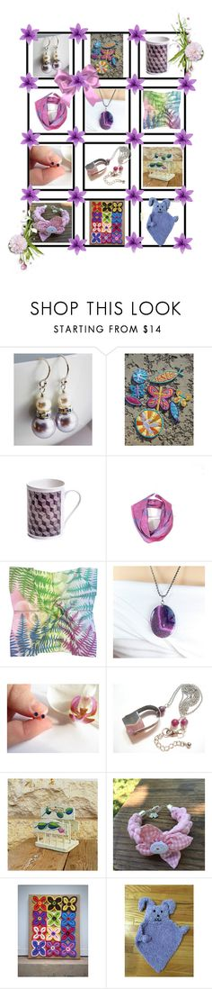 """Lovely Picks from Etsy"" by cozeequilts ❤ liked on Polyvore"