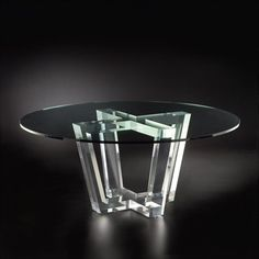 Allan KnightAcrylic   Dining and Game Tables   Ribbon Dining Table http://www.allan-knight.com/Tag-Sales/Acrylic/Dining-and-Game-Tables/Ribbon-Dining-Table
