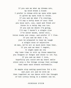Mom Quotes From Daughter Discover If You Ask Me Goldfish Kiss Goods What I wouldnt give for one more moment in time with my baby girl Lauren. Eh Poems, Poem Quotes, Sad Quotes, Words Quotes, Wise Words, Life Quotes, Sayings, 20 Line Poems, Long Inspirational Quotes