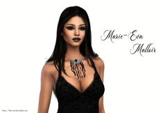 Blue Ancolia Sims 4 Pets Mod, Things To Think About, That Look, Lingerie, Blue, Posts, Games, Messages, Gaming