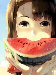 amazing anime pics | anime_wallpaper_smile - Coolvibe - Digital Art