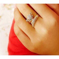 Vivian Fox Ring.