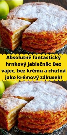 Sweet Desserts, Food And Drink, Cooking Recipes, Yummy Food, Sweets, Bread, Meals, Recipes, Kitchens