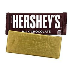 """Find amazing Foil Wrapper """" GOLD ALLIGATOR"""", X For Over Wrap OZ Hershey Bar, 100 in a pack gator gifts for your gator lover. Great for any occasion! Hershey Candy Bars, Hershey Bar, Hershey Chocolate, Wine Bottle Stoppers, Wine Bottle Holders, Diy Crafts New, Candy Making Supplies, Cake Accessories"""