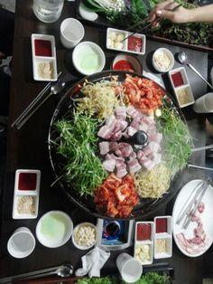 삼겹살 #korea #hanbros
