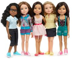 """bfc ink dolls 