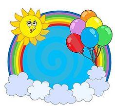 радуга и солнце - Google-keresés
