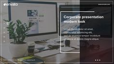 Corporate Slides (Corporate) #Envato #Videohive #aftereffects