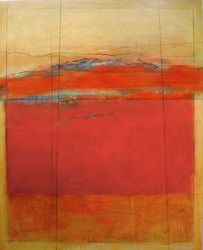 contemporary landscape - KAREN JACOBS  contemporary and abstract paintings