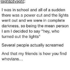 That would freak me out tbh
