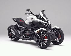 Motor Konsep Tiga Roda Akan Hadir Di Tokyo Motor Show - http://bintangotomotif.com/motor-konsep-tiga-roda-akan-hadir-di-tokyo-motor-show/