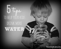I have a confession. My kids don't love water. They drink it, but it is never their first choice. Let me be the first to say that I am not proud of this! In fact, I wish I could go back in time and...