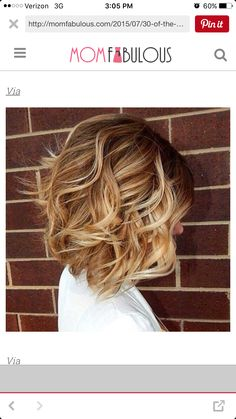 This colour and cut... <3