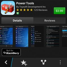 Power Tools by Toysoft Development updated - You can now add custom LED and tones for individual BBM contacts - http://blackberryempire.com/power-tools-by-toysoft-development-updated-you-can-now-add-custom-led-and-tones-for-individual-bbm-contacts/ #BlackBerry #Smartphones #Tech