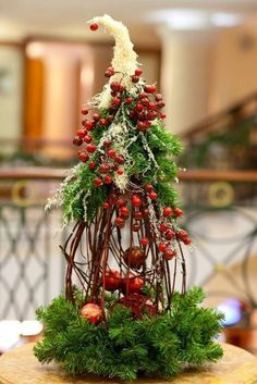 Outdoor Christmas decorations simple and easy; home decoration; Christmas Design, Rustic Christmas, Simple Christmas, Christmas Holidays, Handmade Christmas Decorations, Xmas Decorations, Holiday Decor, Outdoor Decorations, Christmas Flowers