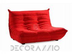 #red #interior #design  диван Ligne Roset Togo, 15820003