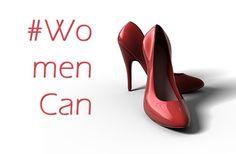 Seducir es poder, coquetear es sumisión.  #WomenCan #FemalePower #GirlsPower