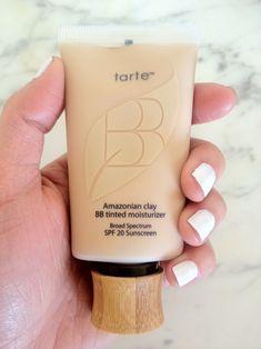 Tarte BB tinted moisturizer | GMO free | paraben free | petro-chemical free