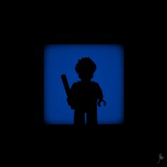 Shadow (328/100) - Newt Scamander
