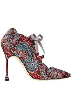 7ef0642831e Manolo Blahnik Fall Winter 2012-2013 Shoes Shoe Boots