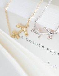 17€ - ANCHOR NECKLACE   SRTALAURIS, jewelry&design Anchor Necklace, Arrow Necklace, Gold Necklace, Jewelry Design, Shop, Gold Pendant Necklace, Store