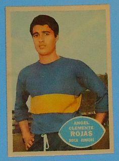 Angel Rojas - Boca Jrs