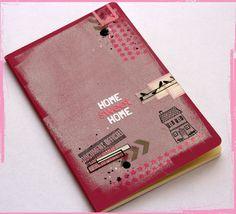 Notre cahier de jours pour 2013 - un peu détourné