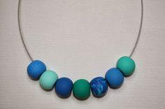 "GATO Handmade: COLIERE ""PER LEI"" Beaded Necklace, Handmade, Jewelry, Fashion, Gatos, Beaded Collar, Moda, Hand Made, Jewlery"
