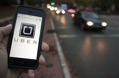 Salto Alto: A Uber - A minha experiência