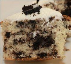 Cupcake wars:  The best Oreo cupcake recipe