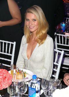 Gwyneth Paltrow Photos - FIJI Water at amfAR's Inspiration Gala Los Angeles - Zimbio